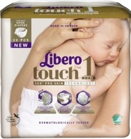 Подгузники Libero Touch Open 1 / 22 pcs