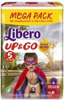 Подгузники Libero Up and Go Hero Collection 5 / 22 pcs