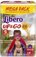 Фото - Подгузники Libero Up and Go Hero Collection 5 / 62 pcs