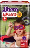 Подгузники Libero Up and Go Hero Collection 4 / 24 pcs
