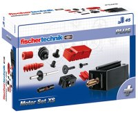 Фото - Конструктор Fischertechnik Motor Set XS FT-505281