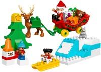 Конструктор Lego Santas Winter Holiday 10837