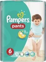 Фото - Подгузники Pampers Pants 6 / 14 pcs