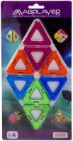 Фото - Конструктор Magplayer 8 Triangles Set MPC-8