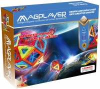 Фото - Конструктор Magplayer 45 Pieces Set MPA-45