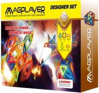 Конструктор Magplayer Designer Set MPB-62