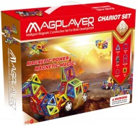 Фото - Конструктор Magplayer Chariot Set MPA-66