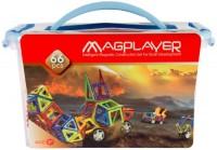 Фото - Конструктор Magplayer 66 Pieces Set MPT-66