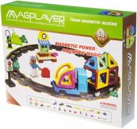 Конструктор Magplayer Train Set MPK-68
