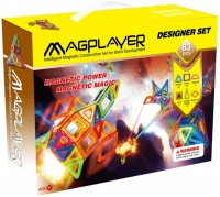 Фото - Конструктор Magplayer Designer Set MPA-83
