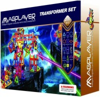 Фото - Конструктор Magplayer Transformer Set MPB-208