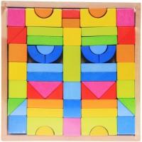 Конструктор Goki Rainbow 58624