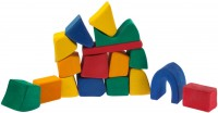 Фото - Конструктор Nic Building Blocks Large Colored 523287