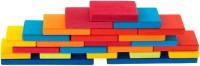 Фото - Конструктор Nic Building Blocks Square Tiles 523346