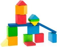 Фото - Конструктор Nic Building Blocks Shape Mix 523343
