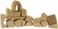 Фото - Конструктор Nic Building Blocks Small Natural 523284