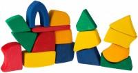 Фото - Конструктор Nic Building Blocks Small Colored 523288
