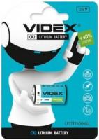Аккумуляторная батарейка Videx 1xCR2 900 mAh