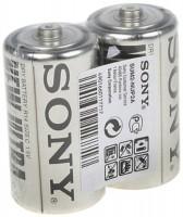 Аккумуляторная батарейка Sony New Ultra 2xC 1750 mAh