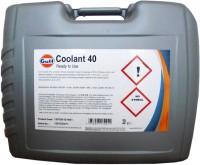 Фото - Охлаждающая жидкость Gulf Coolant 40 20L