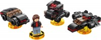 Фото - Конструктор Lego Fun Pack Michael Knight 71286