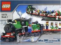 Конструктор Lego Holiday Train 10173