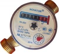 Счетчик воды Novator LK-20H