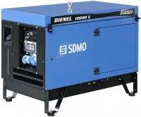 Фото - Электрогенератор SDMO Diesel 10000E Silence AVR