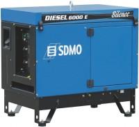 Фото - Электрогенератор SDMO Diesel 6000E Silence AVR