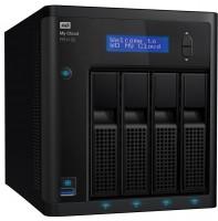 NAS сервер WD My Cloud PRO PR4100