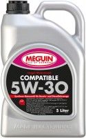 Моторное масло Meguin Compatible 5W-30 5L
