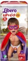 Фото - Подгузники Libero Up and Go Hero Collection 5 / 42 pcs