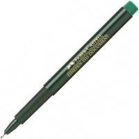 Фото - Ручка Faber-Castell Fine Pen Green