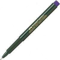 Ручка Faber-Castell Fine Pen Blue