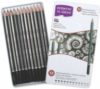 Карандаши Derwent Academy Sketching Set of 12
