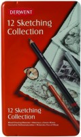 Карандаши Derwent Sketching Collection Set of 12