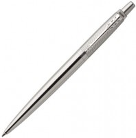 Ручка Parker Jotter Premium Stainless Steel Diagonal CT