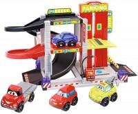 Автотрек / железная дорога Ecoiffier Garage City 3043