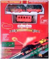 Автотрек / железная дорога Golden Bright Royal Express 8107