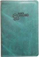 Ежедневник Blankster Chrono Turquoise
