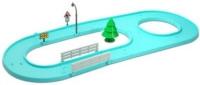Автотрек / железная дорога Robocar Poli Rail Set