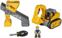 Фото - Конструктор Toy State Excavator with Sifter 80913