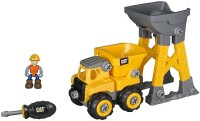 Конструктор Toy State Dump Truck with Tower Drop 80911