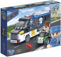 Конструктор BanBao Police Van 7003