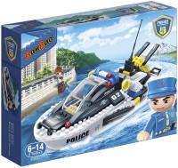 Конструктор BanBao Police Speedboat 7006