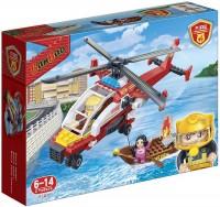 Фото - Конструктор BanBao Fire Chopper 7107