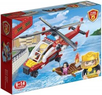 Конструктор BanBao Fire Chopper 7107