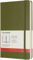 Ежедневник Moleskine Daily Planner Olive