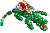 Фото - Конструктор Brick Crocodile 1310