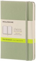 Блокнот Moleskine Plain Notebook Pocket Mint